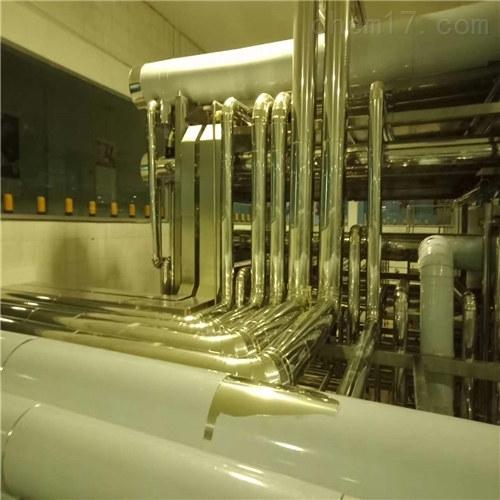 不锈钢板管道保温工程其操作方法