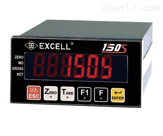EXCELL英展150S自动控制显示器仪表MODBUS