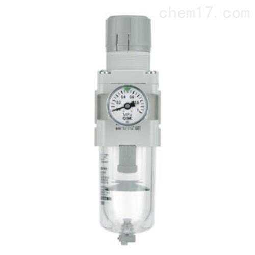 SMC过滤减压阀AW系列主要技术