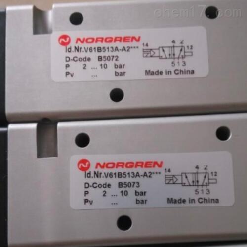 英国NORGREN/诺冠节流阀管式连接阀