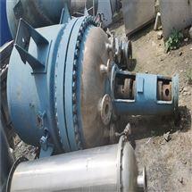 多种全国回收二手不锈钢高压反应釜