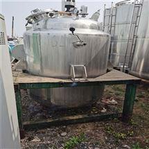 多种二手不锈钢电加热反应釜 搅拌罐