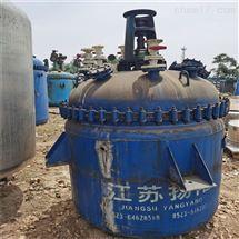 多种长期出售二手6300L搪瓷反应釜