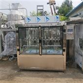 8低价转让玻璃水自动灌装机