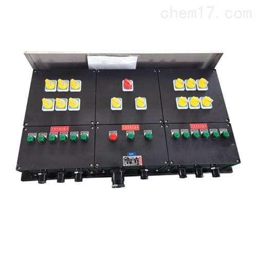 乐清 BXM8050-3/32K照明配电箱(防爆防腐)BXM8050-T3