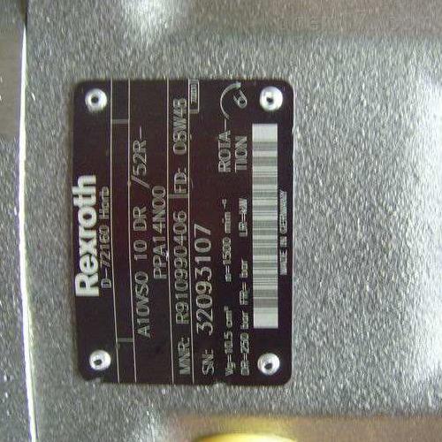 Bosch Rexroth压力控制阀力士乐原装