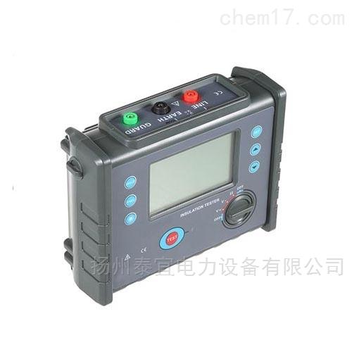 智能型绝缘电阻测试仪厂家供应