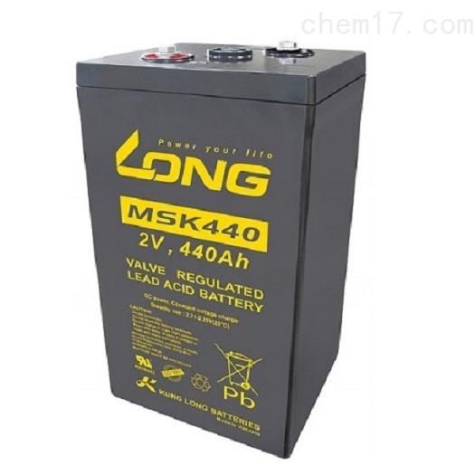 LONG广隆蓄电池MSK440价格