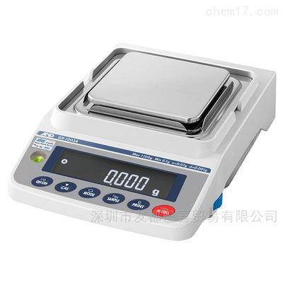 代理AND日本进口基本电子天平GF-303A现货