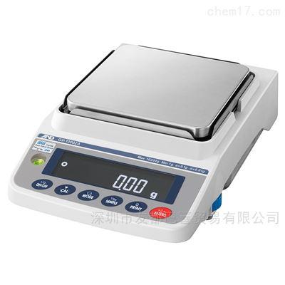 代理AND日本进口基本电子天平GF-4002A现货