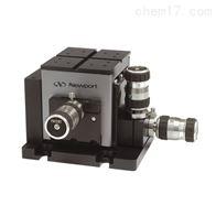 M-466A-LH紧凑型 XYZ 光纤对准挠性位移台