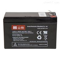 12v90ah山特蓄电池12v/90ah