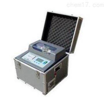 HD381绝缘油介电强度测试仪