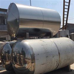 二手30吨不锈钢储油罐常年出售