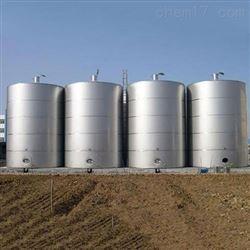 二手80方不锈钢立式储油罐价格便宜欢迎订购