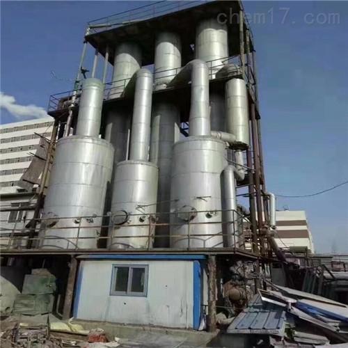 二手多效降膜蒸发器回收价格