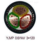 3*2.5屏蔽型电力传输电缆 YJVP