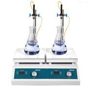 2联加热磁力搅拌器