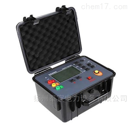 泰宜电子式接地电阻测试仪