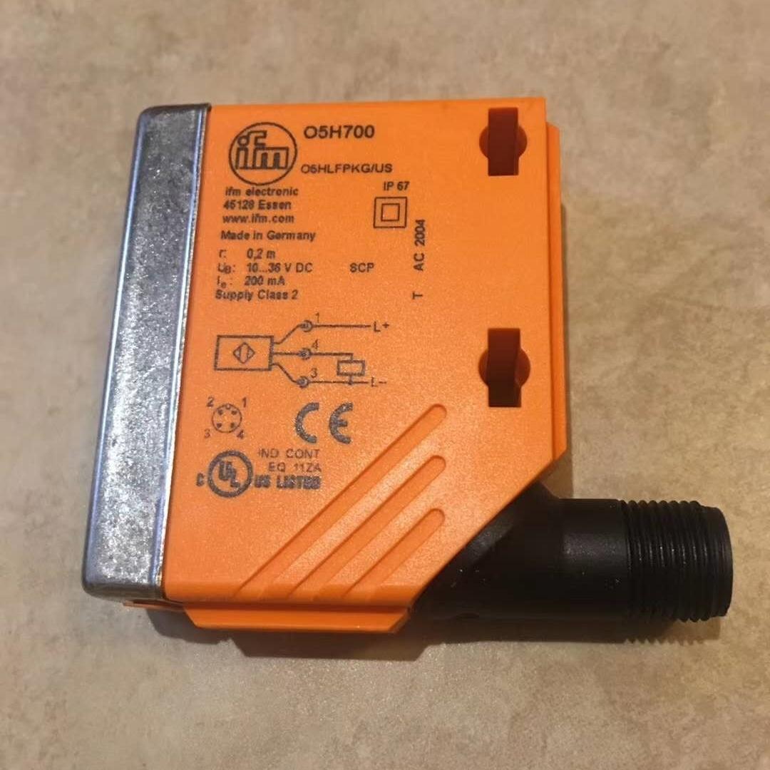 德国IFM激光传感器原装正品