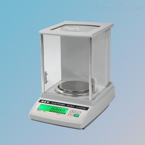 双杰JJ523BC千分之一电子天平520g 1mg