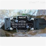 SCW系列日本不二越nachi带监控开关电磁换向阀