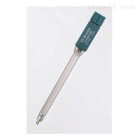 瑞士万通容量分析用双铂针电极60338100现货