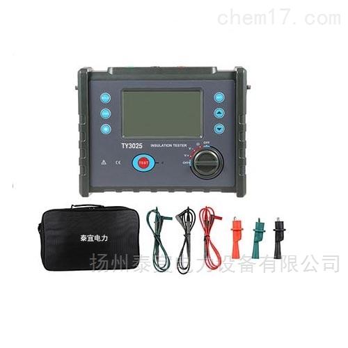 TY550B绝缘电阻测试仪