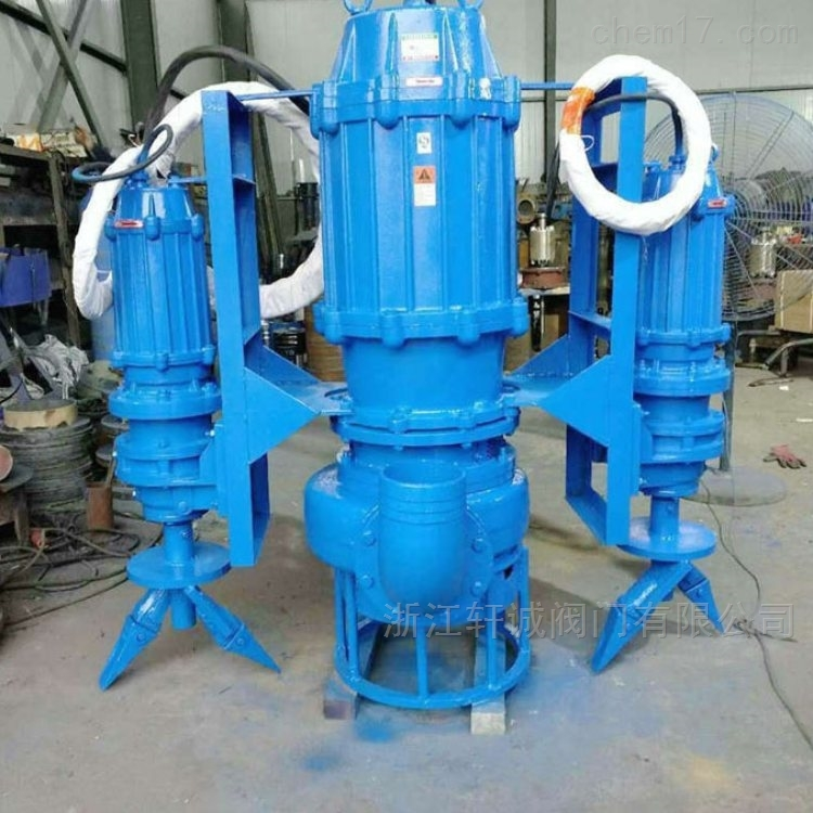 WQS型大流量潜水排污泵
