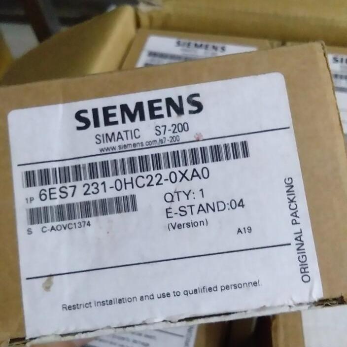 邢台西门子S7-200CPU模块代理商
