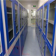 PP铝木药品柜实验室家具定制