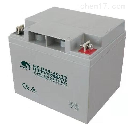 赛特蓄电池BT-HSE-40-12全新报价