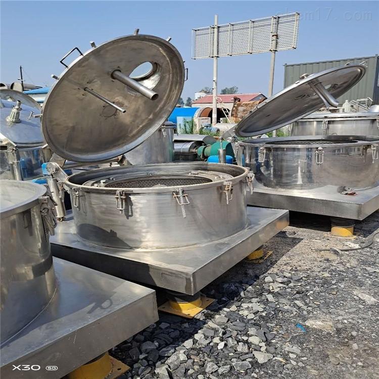 常年高价回收二手化工设备分离机