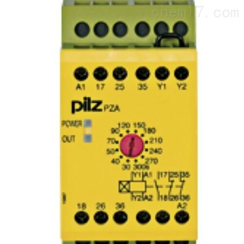 德国PILZ皮尔兹继电器相关讲解