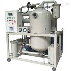 封闭式双级高效真空滤油机