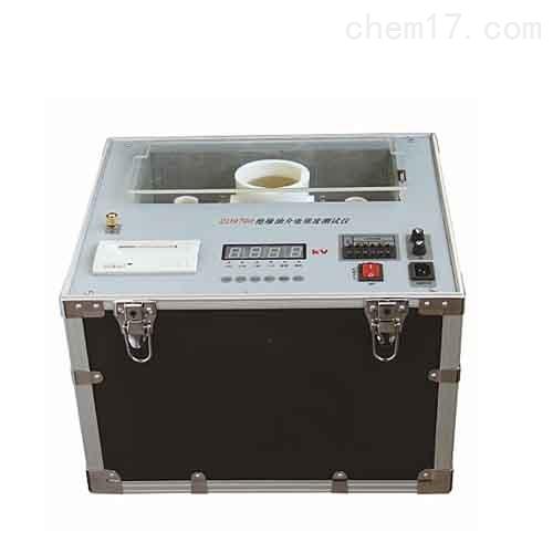 专业定制绝缘油介电强度检测仪