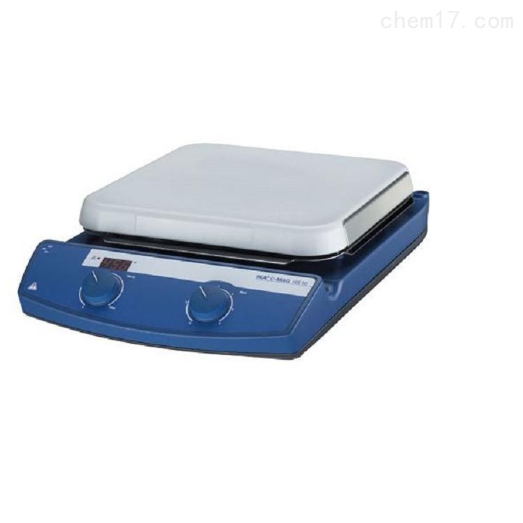 IKA原装C-MAG HS7 digital加热磁力搅拌器
