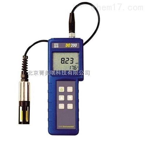 溶解氧、温度测量仪(美国YSI)