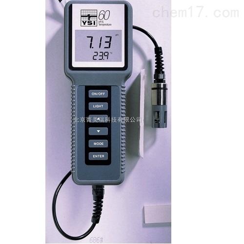 酸度、温度测量仪(美国YSI)