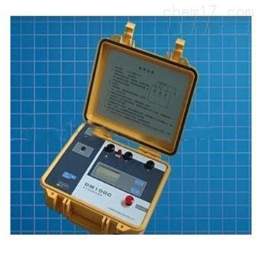 DM100D电子式绝缘电阻表