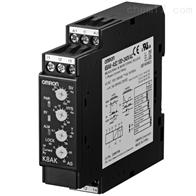 K8DT-AS日本欧姆龙OMRON单相电流继电器