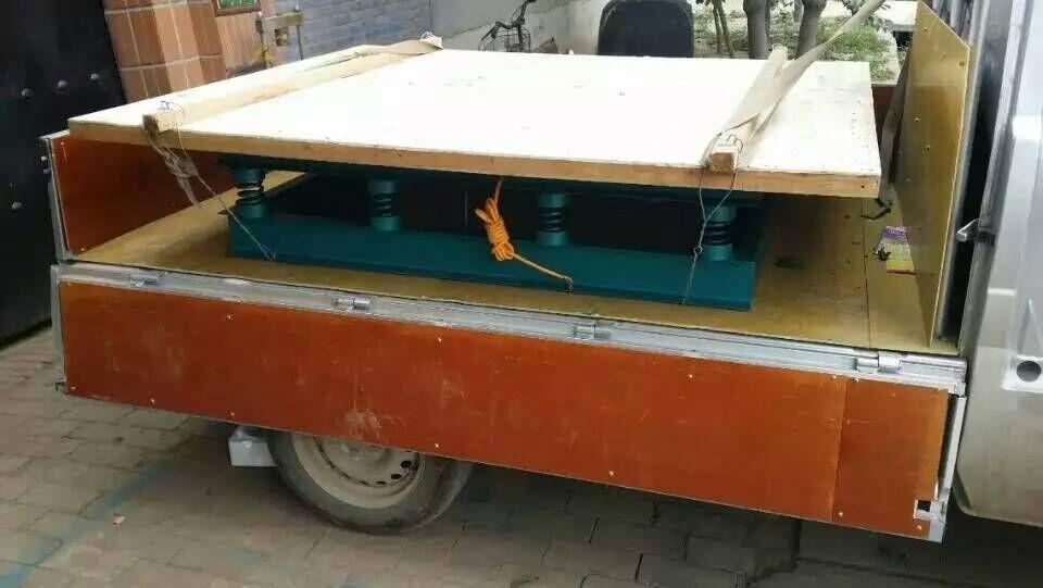 混凝土振動臺HZJ-1型