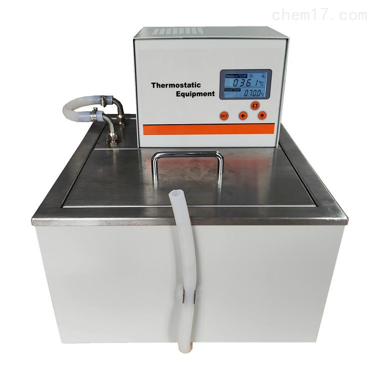 原装HS-501B循环恒温水浴槽15L供应商