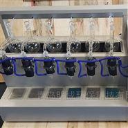 水质化验食品检测用智能一体化蒸馏仪