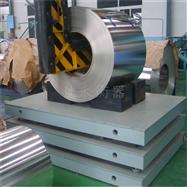 2X2米缓冲型电子平台秤,称铁重量缓冲地磅