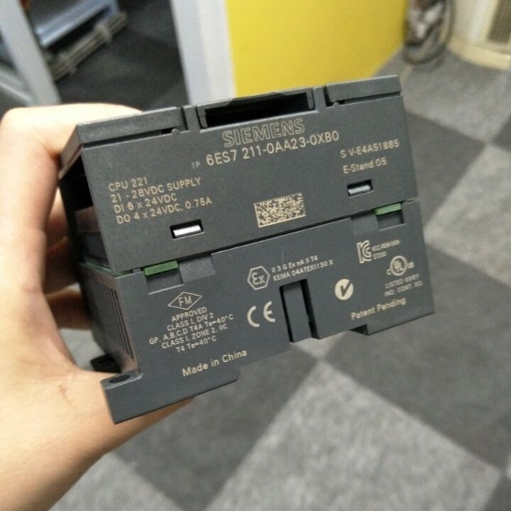 兰州西门子S7-200CPU模块代理商