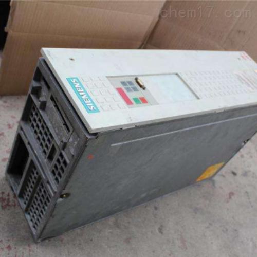 西门子6SE70报F025-伺服驱动器坏修理