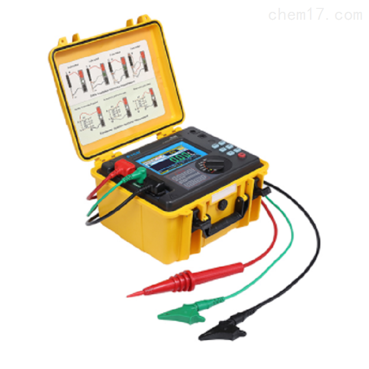 高压绝缘电阻测试仪ETCR3500B铱泰供应商