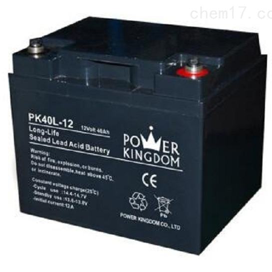 三力蓄电池PK40L-12区域销售