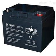 12V40AH三力蓄电池PK40L-12区域销售